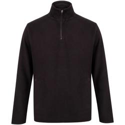 Textiel Sweaters / Sweatshirts Henbury HB858 Zwart