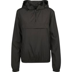 Textiel Dames Jacks / Blazers Build Your Brand BY095 Zwart