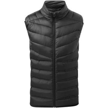 Textiel Heren Vesten / Cardigans 2786 TS017 Zwart