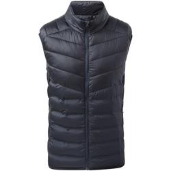 Textiel Heren Vesten / Cardigans 2786 TS017 Marine