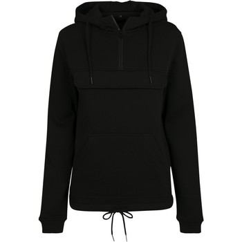 Textiel Dames Sweaters / Sweatshirts Build Your Brand BY097 Zwart