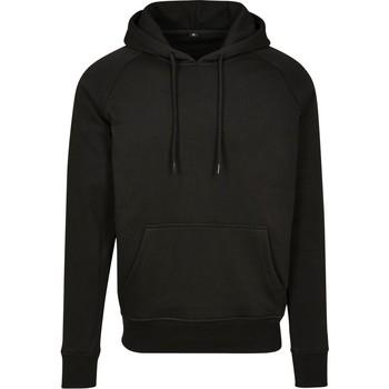 Textiel Sweaters / Sweatshirts Build Your Brand BY093 Zwart