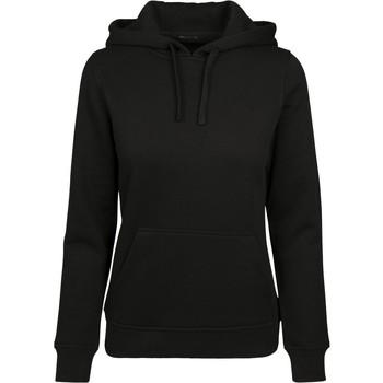 Textiel Dames Sweaters / Sweatshirts Build Your Brand BY087 Zwart