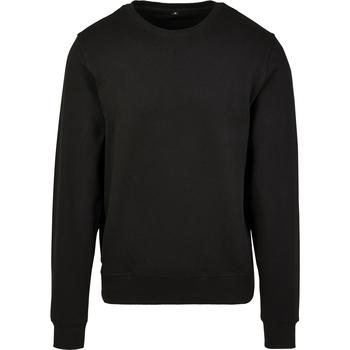 Textiel Heren Sweaters / Sweatshirts Build Your Brand BY119 Zwart