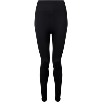 Textiel Dames Leggings Tridri TR215 Zwart