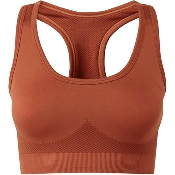 Textiel Dames Sport BH's Tridri TR214 Roest
