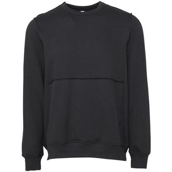 Textiel Sweaters / Sweatshirts Bella + Canvas BE133 Donkergrijs