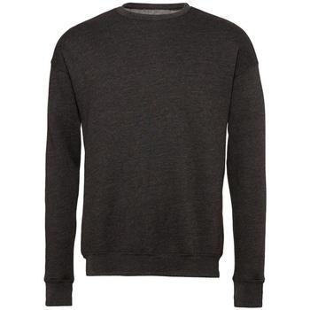 Textiel Sweaters / Sweatshirts Bella + Canvas BE045 Donkergrijze heide