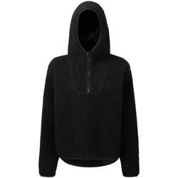 Textiel Dames Sweaters / Sweatshirts Tridri  Zwart