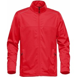 Textiel Heren Jacks / Blazers Stormtech  Helder rood