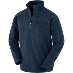 Textiel Heren Sweaters / Sweatshirts Result Genuine Recycled R905X Marine