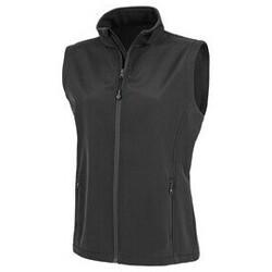 Textiel Dames Jacks / Blazers Result Genuine Recycled R902F Zwart