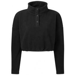 Textiel Dames Sweaters / Sweatshirts Tridri TR087 Zwart