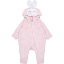 Textiel Kinderen Pyjama's / nachthemden Larkwood LW73T Roze