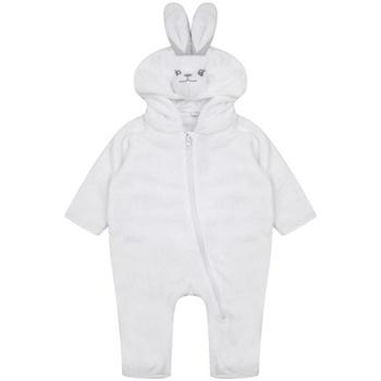Textiel Kinderen Pyjama's / nachthemden Larkwood LW73T Wit