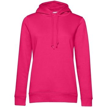 Textiel Dames Sweaters / Sweatshirts B&c  Magenta