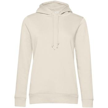 Textiel Dames Sweaters / Sweatshirts B&c  Gebroken wit