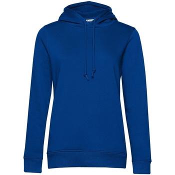 Textiel Dames Sweaters / Sweatshirts B&c  Koningsblauw