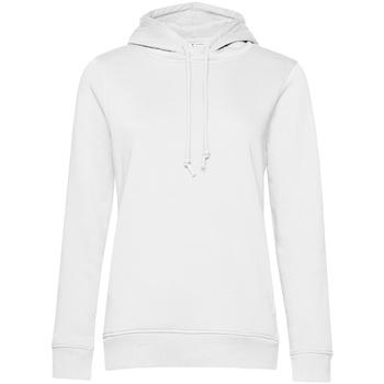 Textiel Dames Sweaters / Sweatshirts B&c  Wit