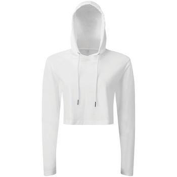 Textiel Dames Sweaters / Sweatshirts Tridri TR088 Wit