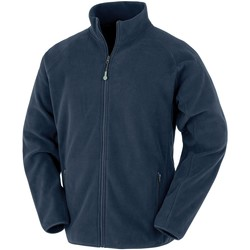 Textiel Heren Jacks / Blazers Result Genuine Recycled R903X Marine