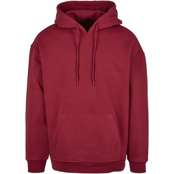 Textiel Heren Sweaters / Sweatshirts Build Your Brand BB006 Bourgondië
