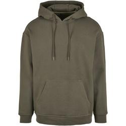 Textiel Heren Sweaters / Sweatshirts Build Your Brand BB006 Olijf
