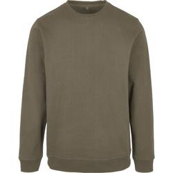 Textiel Heren Sweaters / Sweatshirts Build Your Brand BB003 Olijf