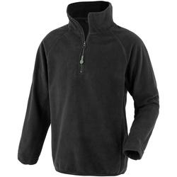 Textiel Kinderen Fleece Result Genuine Recycled R905J Zwart