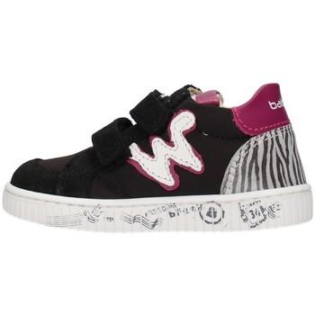Schoenen Meisjes Lage sneakers Balducci MSP3808N BLACK