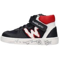 Schoenen Jongens Hoge sneakers Balducci MSP3806B BLUE