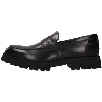 Schoenen Heren Mocassins Dasthon 1304 BLACK