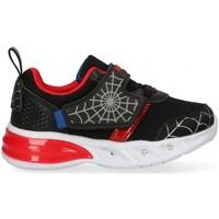 Schoenen Jongens Sneakers Bubble 58920 zwart
