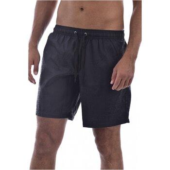 Textiel Heren Zwembroeken/ Zwemshorts Moschino V6122 Zwart