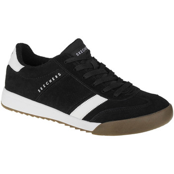 Schoenen Heren Lage sneakers Skechers Zinger Ventich Noir