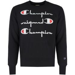 Textiel Heren Sweaters / Sweatshirts Champion  Zwart