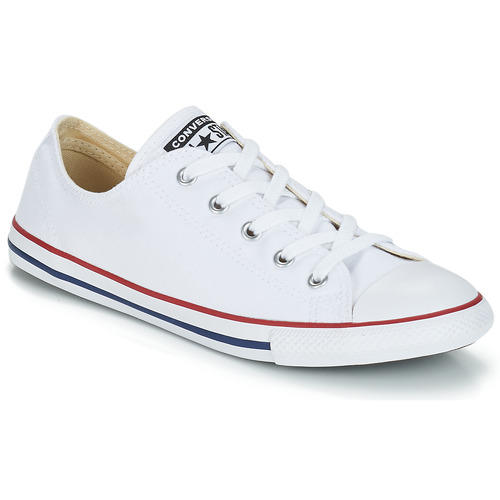 converse all stars dames wit