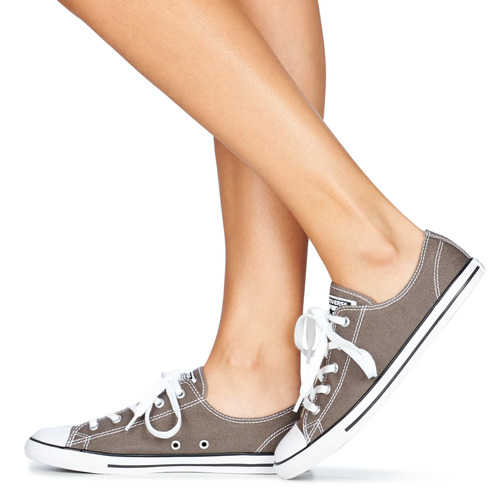 Converse All Star Dainty Ox Antraciet - Gratis Levering fsgXcV