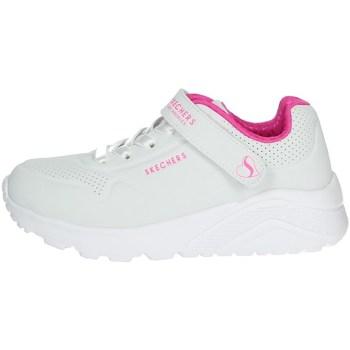 Schoenen Meisjes Lage sneakers Skechers 310451L White/Fuchsia