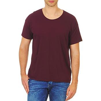 Textiel Dames T-shirts korte mouwen American Apparel RSA0410 Bordeau