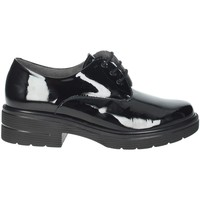 Schoenen Dames Derby Pitillos 1100 Black