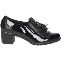 Schoenen Dames Mocassins Pitillos 1035 Black