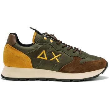 Schoenen Heren Sneakers Sun68 Tom goes camping z41108 7408 Kaki
