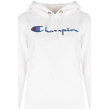 Textiel Dames Sweaters / Sweatshirts Champion  Wit