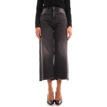 Textiel Dames ¾ jeans & 7/8 jeans Manila Grace J417D1 BLACK