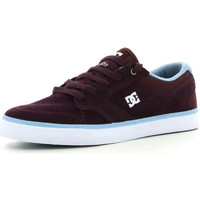 Schoenen Dames Lage sneakers DC Shoes Nyjah Vulc Rood