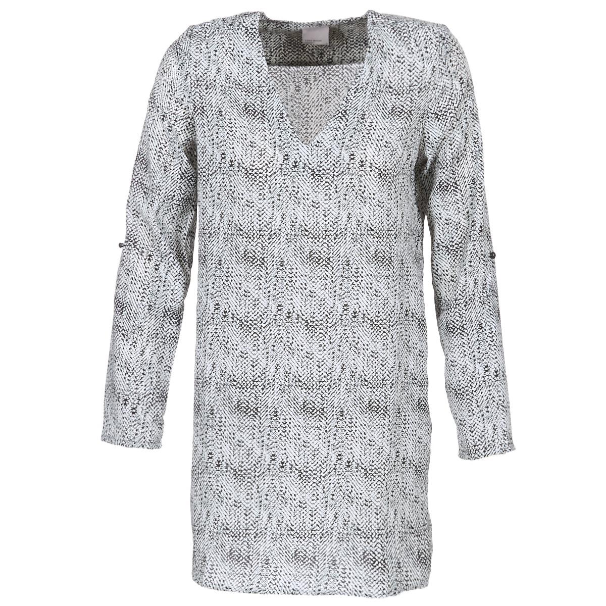 Vero Moda korte jurk cooli grijs