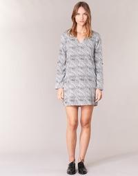 Textiel Dames Korte jurken Vero Moda COOLI Zwart / Wit