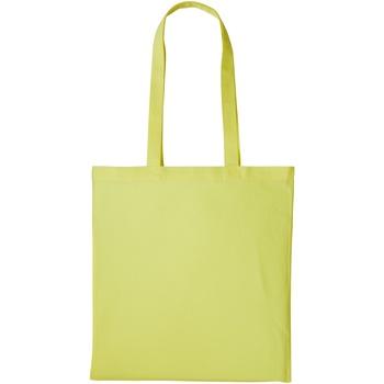 Tassen Dames Tote tassen / Boodschappentassen Nutshell RL100 Pastel Citroen