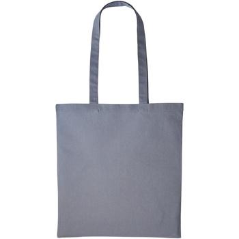 Tassen Dames Tote tassen / Boodschappentassen Nutshell RL100 Staal Midden-Grijs